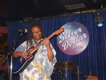Highlight for Album: African Blues (Adam Solomon, Slim, Donn� & Ndidi: Mar. 5/05 at Silver Dollar