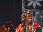 Highlight for Album: King Sunny Ade (Mar 31 at Opera House)