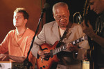 Highlight for Album: Ernest Ranglin: Oct. 22/05 at Hugh's Room
