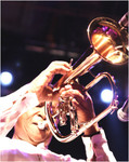 Highlight for Album: Hugh Masekela: Feb. 15/08 at The Phoenix