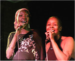 Highlight for Album: Miriam Makeba Tribute: Feb. 27/09 at the Gladstone Hotel