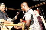 with bassist EBENEZER AGYEKUM