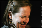 Highlight for Album: Iris DeMent: Oct. 3/09 at Hugh's Room